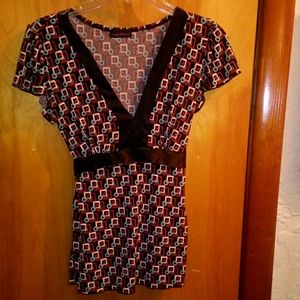Tempted Hearts Blouse